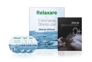 RELAXARE ELIMINAREA STRESS-ULUI